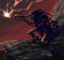 Skeletor by I-GUYJIN-I
