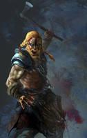 Viking by I-GUYJIN-I