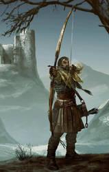 Archer by I-GUYJIN-I