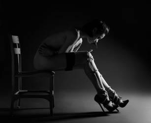 Shibari Shoelaces by mjranum