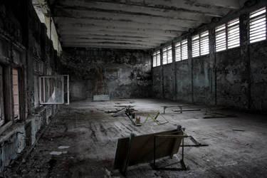 Chernobyl Journal - 1 by mjranum