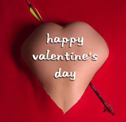 Happy Valentine's Day - 2006 by mjranum