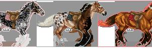 Racing Bengalos - Pixels by AnimalArtKingdom