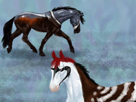 Morphos Speedpaint by AnimalArtKingdom
