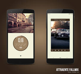Attraente Fallmix by In2uition