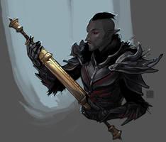 Elder Scroll by tigr3ss