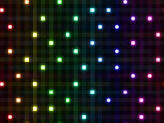 Random Rainbow Light Lattice by The-Dreaming-Boy-88