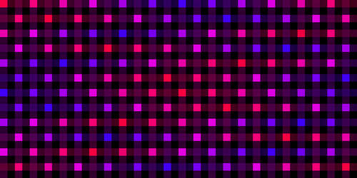 Blue and Red Light Lattice by The-Dreaming-Boy-88