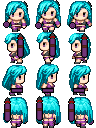 Jinx from LOL Characterchip (RM VX/Ace) by The-Dreaming-Boy-88