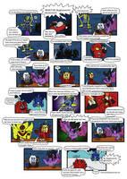 WoW Comic - RaidbossPokerGroup by Baltarouzz