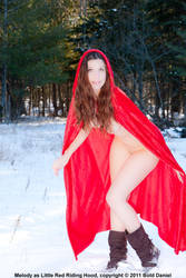Mel as Little Red Riding 229 by BoldDaniel