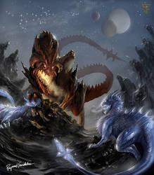 War of Dragons by Shockbolt