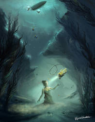 Underwater discovery by Shockbolt