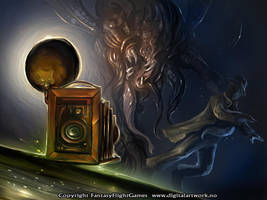 Handcamera - Call of Cthulhu by Shockbolt