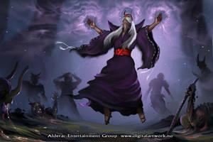 Fury of the Dark Lord  L5R CCG by Shockbolt