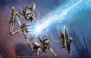 Raw power by Shockbolt