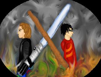 Chosen Ones (Star Wars/ Harry Potter) by Myvanway