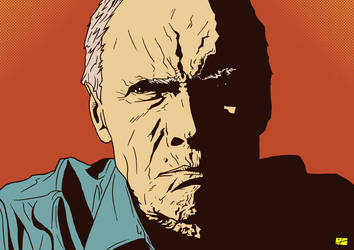 Mr. Eastwood by manuelgarcia