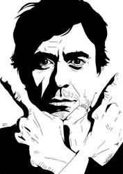 Downey Jr. by manuelgarcia