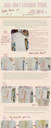 Watercolour tutorial by kilari-chan