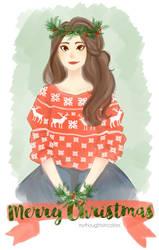 Merry Christmas by kilari-chan