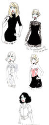 Taylor Swift Inktober by kilari-chan
