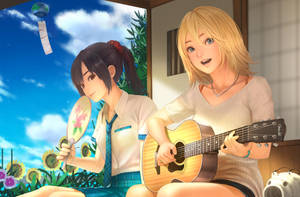 Summer Song by DigitalOme