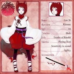 VolSa: Luoxi by 253421