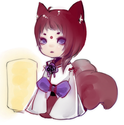 Luoluo cheeb PT comm sample by 253421