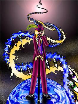 Cosmic Hooker by poltergeist