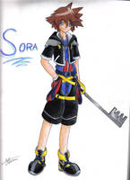 Sora-we SOOO love him- by Corky-Lunn