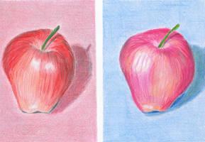 Apples by Benjorr