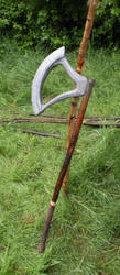 LARP Two-handed Axe by VeverAk