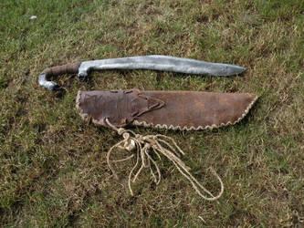 Orc Falcata Sword by VeverAk