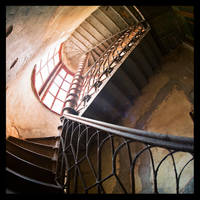 staircase by malanski