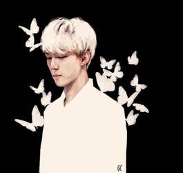butterfly prince by genicecream