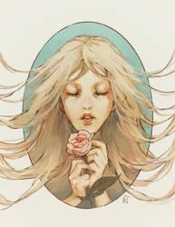 rose by genicecream