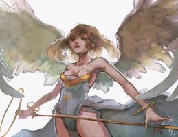 angel by genicecream