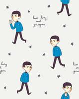 spock tile by genicecream