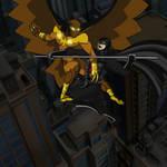 Raven vs Midnight Owl by MidnightOwl07