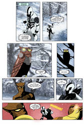 MIDNIGHT OWL: KINGDOM COME CHAPTER 2 (P1) by MidnightOwl07