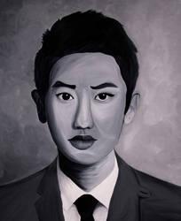 Chanyeol by pinkysstar