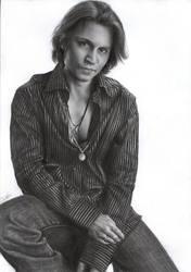 Johnny Depp 4 by D17rulez