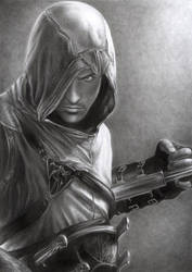 Assassin's Creed - Altair by D17rulez