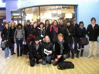 DeviantArt Meeting 2009 by D17rulez