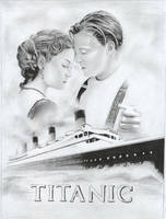 Titanic by D17rulez