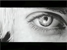 Moforsnow's eye by D17rulez