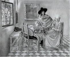 Vermeer by D17rulez