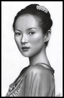 Zhang Ziyi by D17rulez