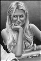 Paris Hilton by D17rulez